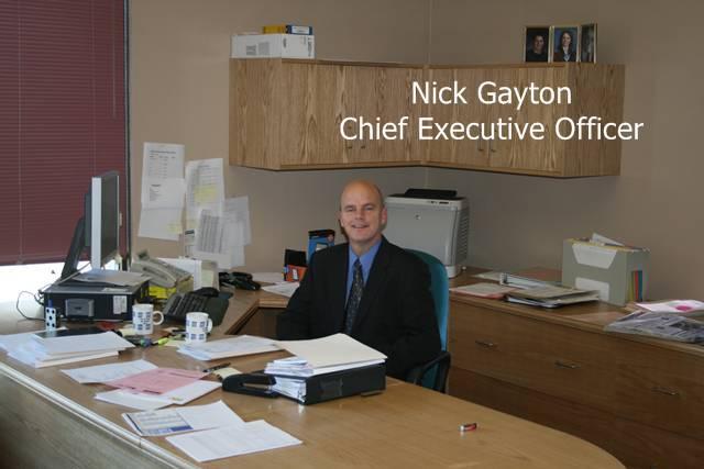 Nick Gayton